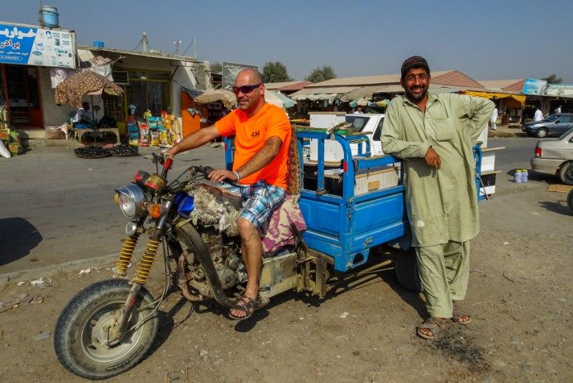 REISISAATE JUHID: Iraanis käimine on nagu vanaema juurde minek!