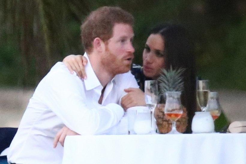 Prints Harry ajas pruudile meeldimise nimel oma rinna karvutuks