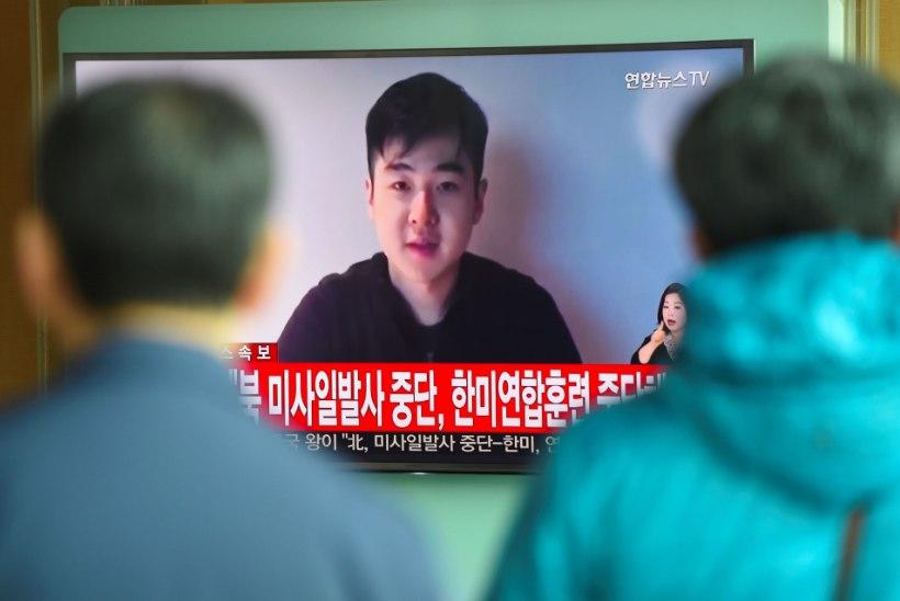 VIDEO | Veebi ilmus klipp Kimi Jong-nami pojast