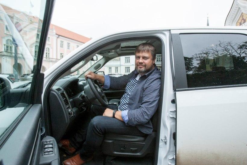 MILLINE NAISTEPÄEV! Tanel Talve tagurdas lapseootel naise autole sisse, sõimas läbi, kuid eitab tegu