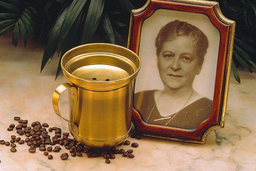 Naine, kes leiutas tänapäevase kohvivalmistamise meetodi