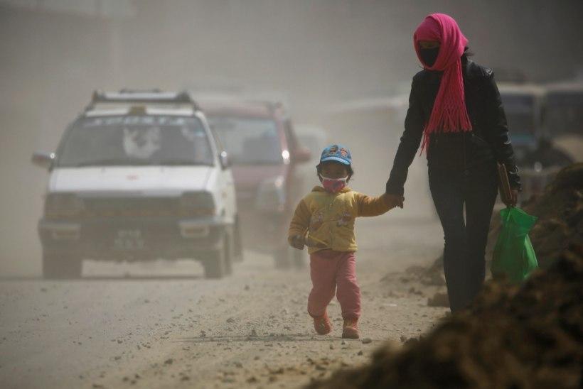 WHO: saastumise tagajärjel sureb igal aastal maailmas 1,7 miljonit last