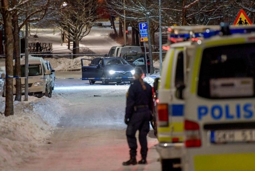 Stockholmis toimus kaks topeltmõrva