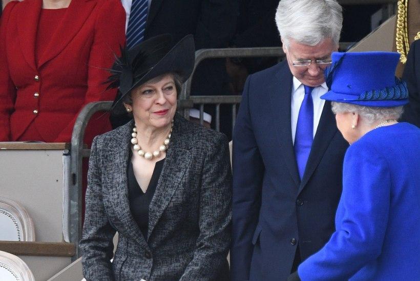 FOTOD | Briti kuningapere avaldas austust Lahesõjas hukkunud sõduritele