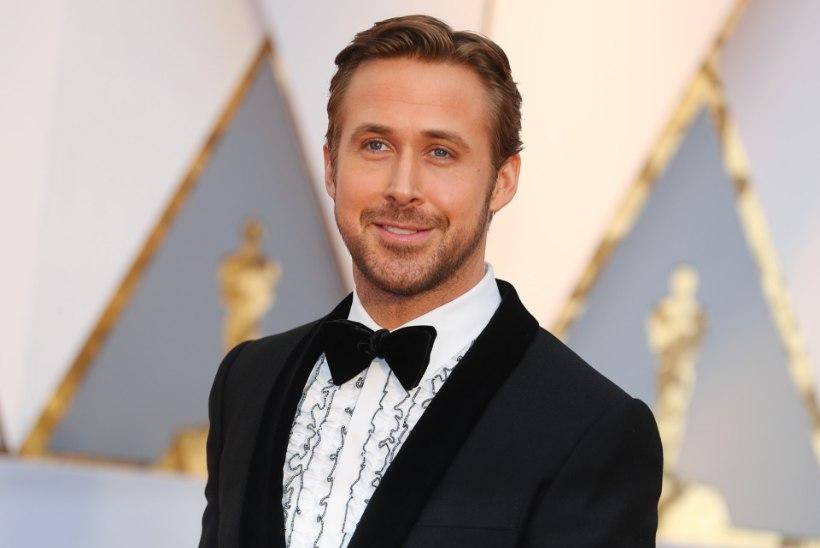 Pullivend veenis Saksa gala publikut, et ta on Ryan Gosling