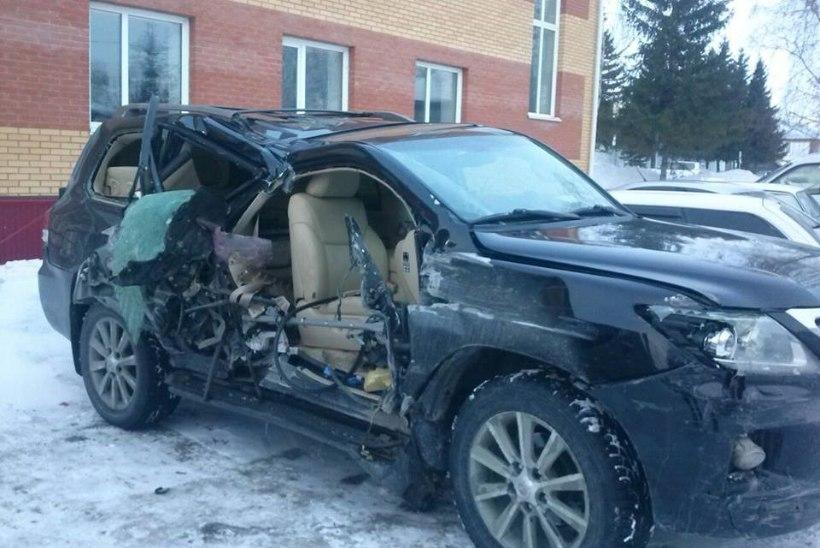 Bad Boys Blue solist sai Siberis autoavariis viga
