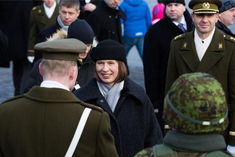 Vabariigi President külastab Liibanonis missioonil viibivaid Eesti kaitseväelasi