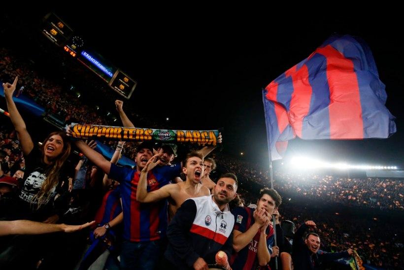 TWITTERIMÖLL | Barcelona uskumatu tagasitulek šokeeris kõiki