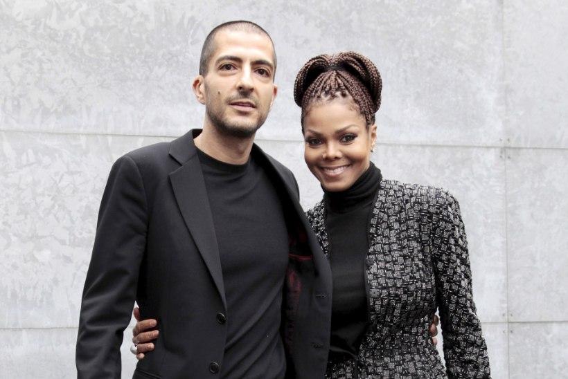 Leht: Janet Jackson läks oma pisibeebi isast lahku