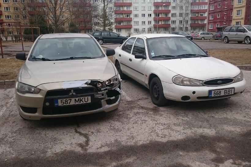 Prooviabielu-Helen räägib juhtunud liiklusõnnetusest: olingi nalja teinud, et tahaksin uut esistanget!