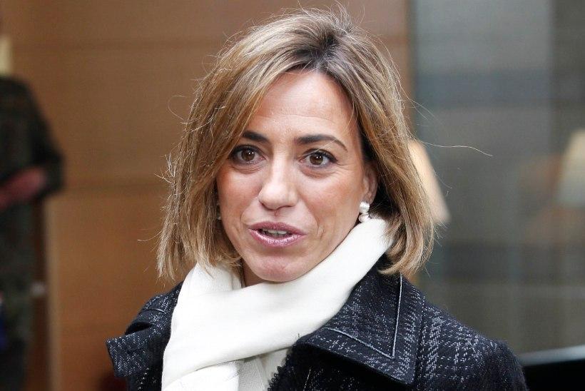 Hispaania leinab 46aastaselt surnud ekskaitseministrit Carme Chacóni