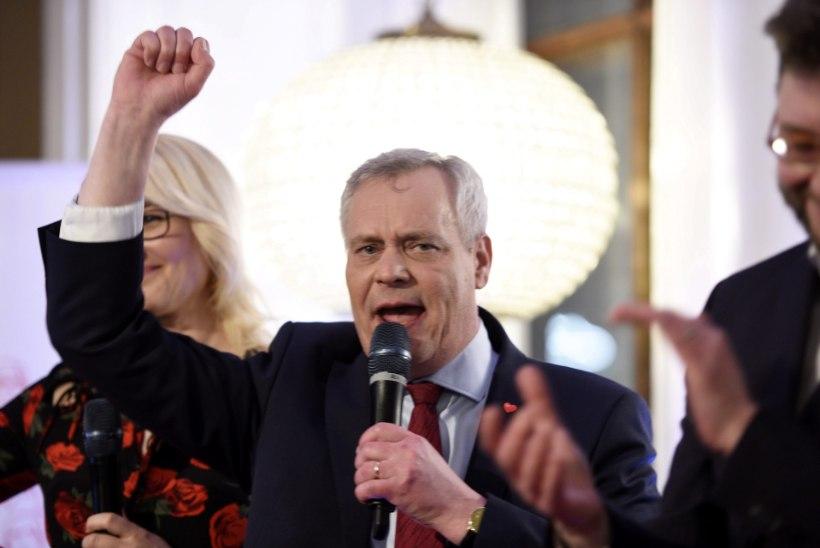 Soome kohalikel valimistel oli võidukas Koonderakond