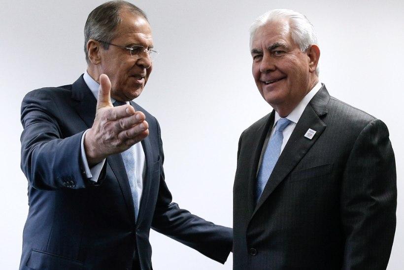 MEEDIA: Moskvasse saabuv USA välisminister esitab ultimaatumi