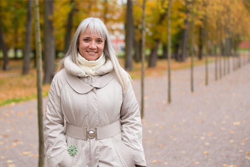 Mitme ametiga Hunt Kriimsilm: näitleja Kaili Närep on töötanud nii grimeerija, juuksuri kui hooldustöötajana