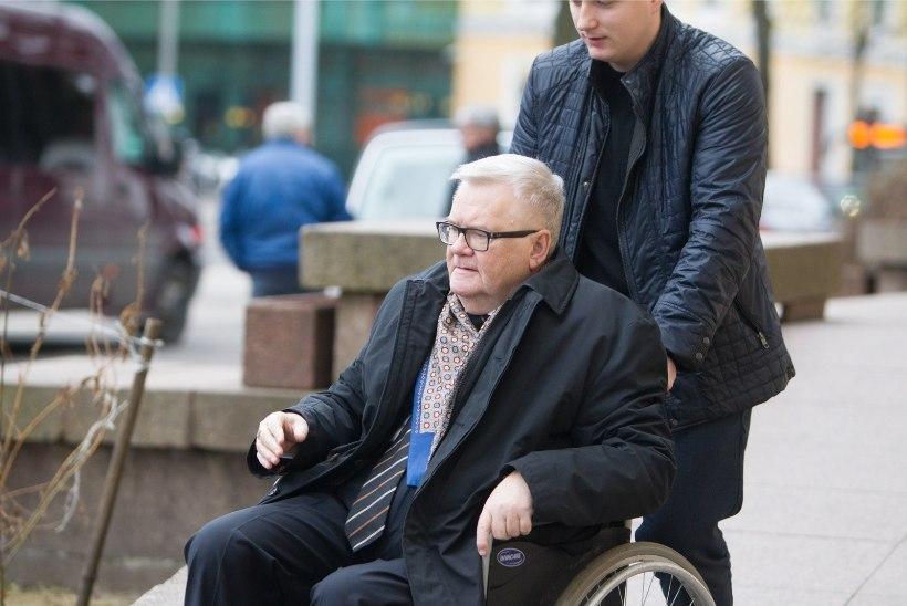 Kohus määras Edgar Savisaarele kohtuarstliku ekspertiisi