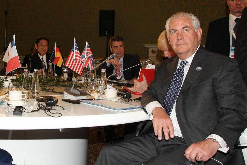 G7 kohtumisel kaaluti sanktsioonide kehtestamist nii Venemaale kui Süüriale