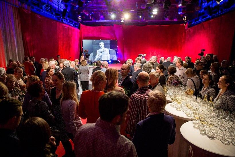 GALERII | Legendaarne telemees Mati Talvik tähistas telemajas juubelit