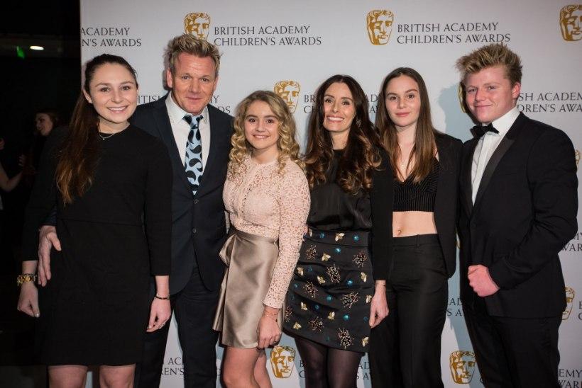 Kümneid miljoneid teeniv Gordon Ramsay jätab lapsed päranduseta