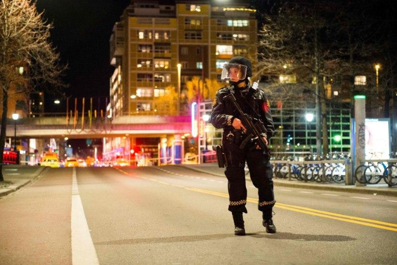 Oslos tehti kahjutuks pommisarnane seadeldis, kinni peeti 17aastane varjupaigataotleja