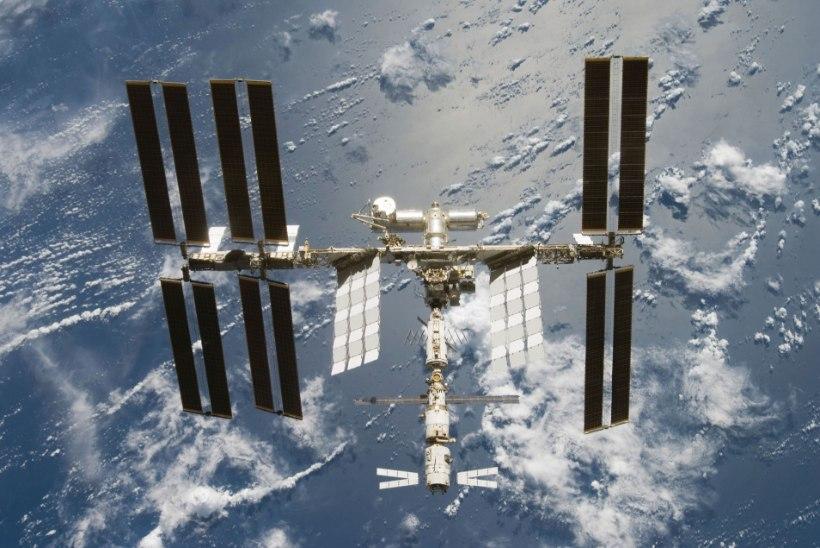 SUUR KÜSIMUS: kuidas töötab rahvusvahelise kosmosejaama kemmerg?