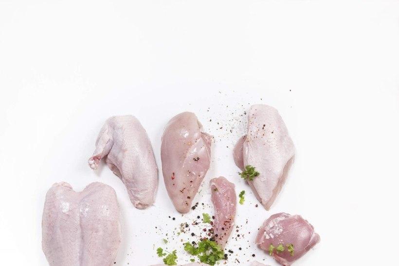 KANALIHAKOOL: Kuidas tükeldada kana ning millisest tükist mida valmistada