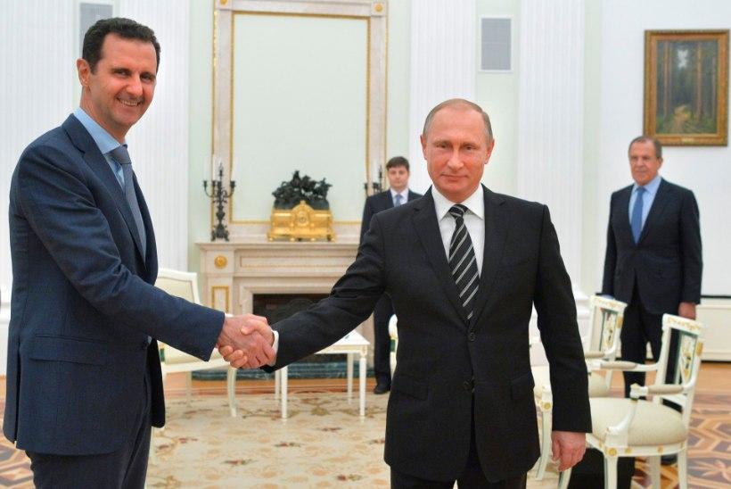 Ilves: kas Venemaa teadis keemiarelva olemasolust ja mis on Putini tegelik huvi?