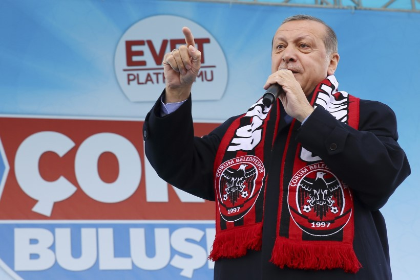 Türgist saab president Erdogani juhtimisel tõeline diktatuuririik