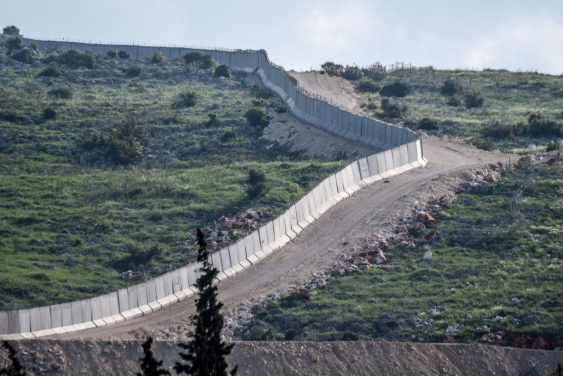 Türgi ehitas Süüria piirile 556 km pika müüri