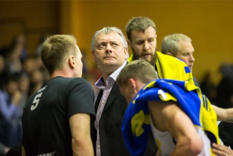 TLÜ/Kalev oli Tartu Ülikooli vastu ülilähedal superüllatusele, Pärnu haaras TTÜ vastu algedu