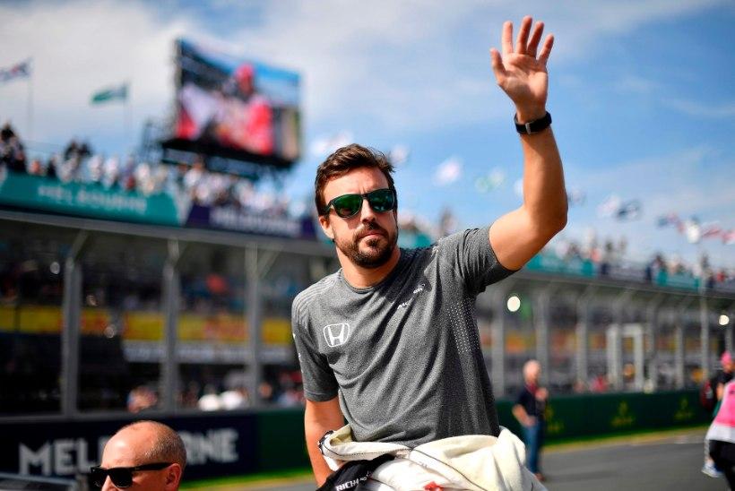 ÜLLATUS! Fernando Alonso jätab Monaco GP vahele ning võistleb hoopis USAs