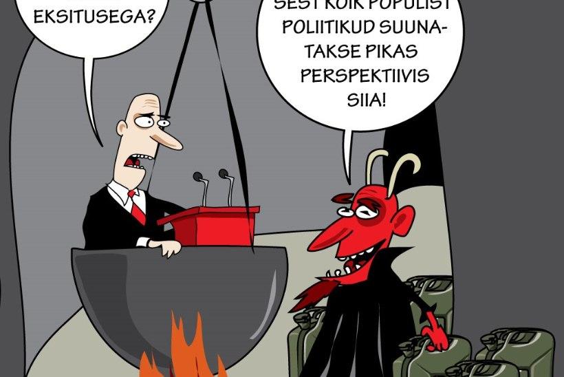 Igor Gräzin | Populism on 21. sajandi demokraatia