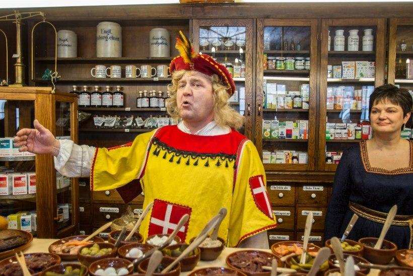 GALERII: PALJU ÕNNE! Euroopa vanim raeapteek sai täna 595-aastaseks