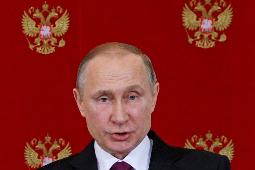 Putin: Venemaa ja USA suhted lähevad aina halvemaks