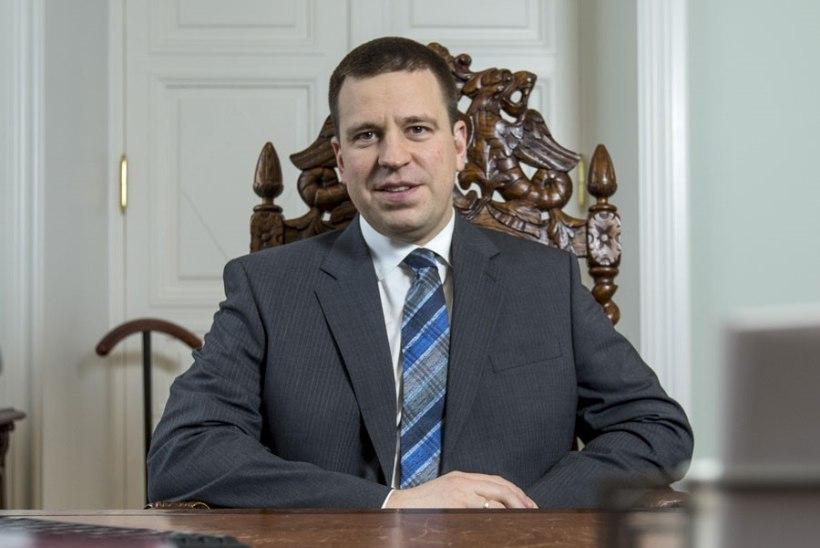 """Peaminister Ratas Mihkli kirikus: """"Eesti Vabariigi rajamine polnuks mõeldav ilma meie-tunde loomiseta"""""""