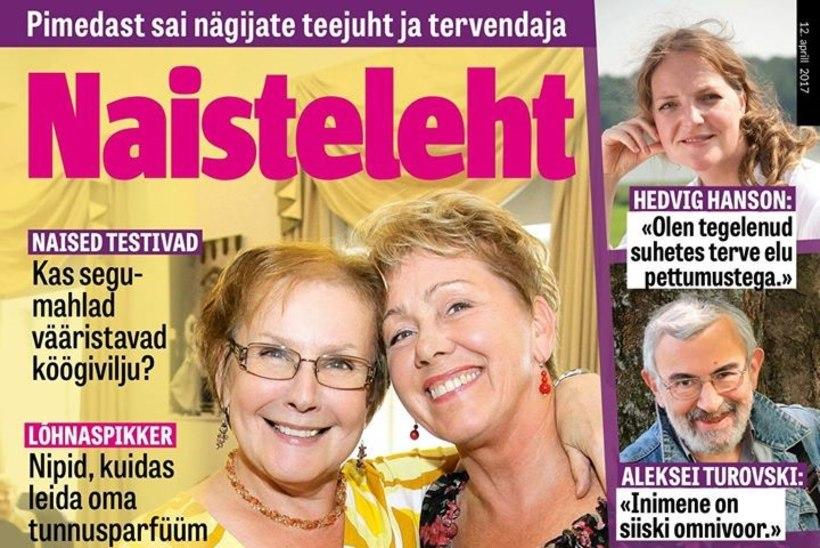 """Hedvig Hanson: """"Olen tegelenud suhetes terve elu pettumustega."""""""