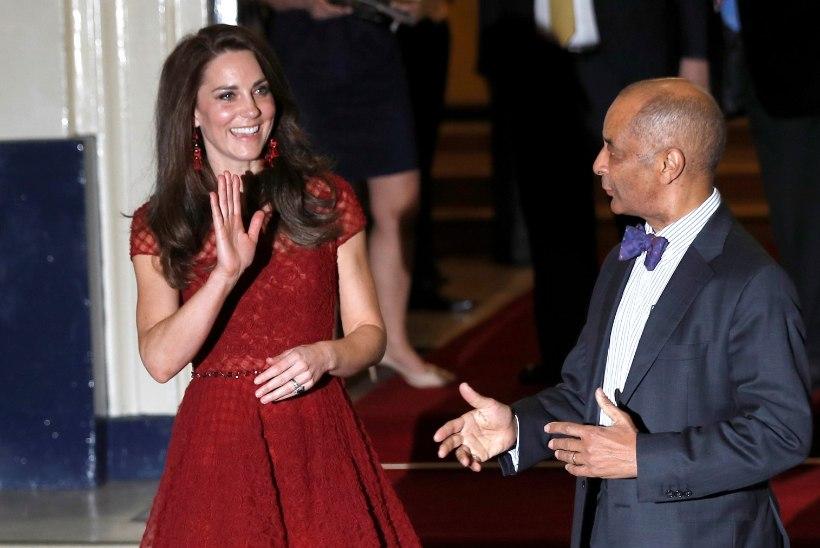 Kate Middleton on kolme kuuga laristanud riietele üle 71 000 euro!