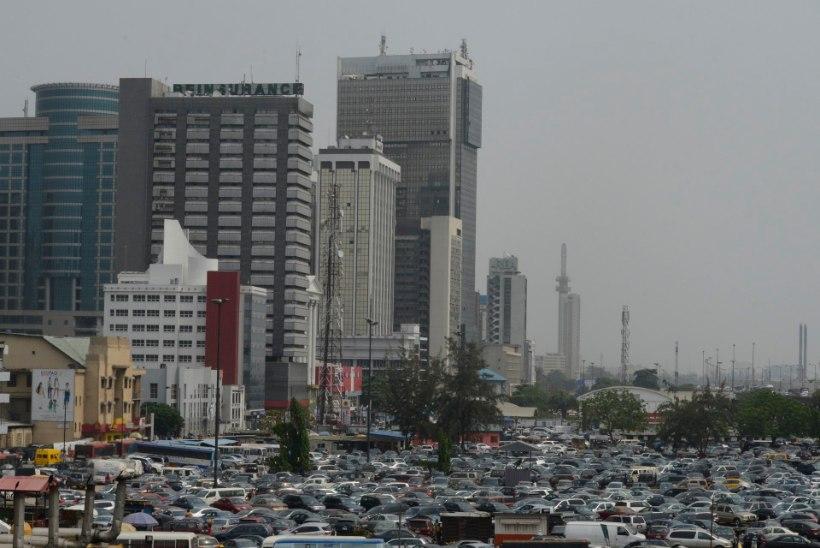 Nigeerias leiti tühjast korterist enam kui 43 miljonit dollarit