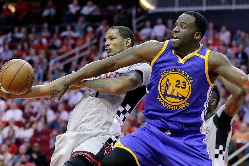 STATISTIKAPOMM | Täpne Jordan, võimsa rünnakuga Warriors ja kolmikduublimasin Westbrook
