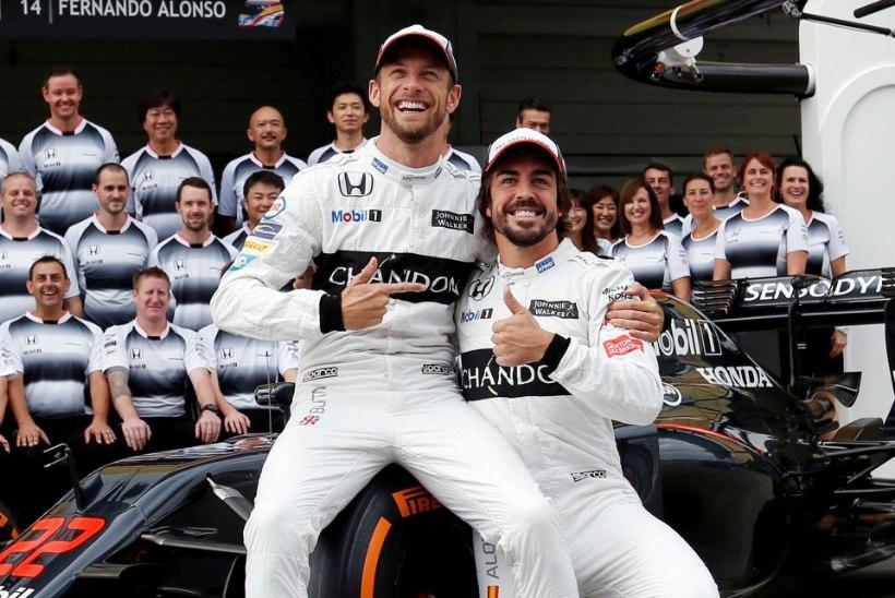 Eksmaailmameister naasebki F1-sarja