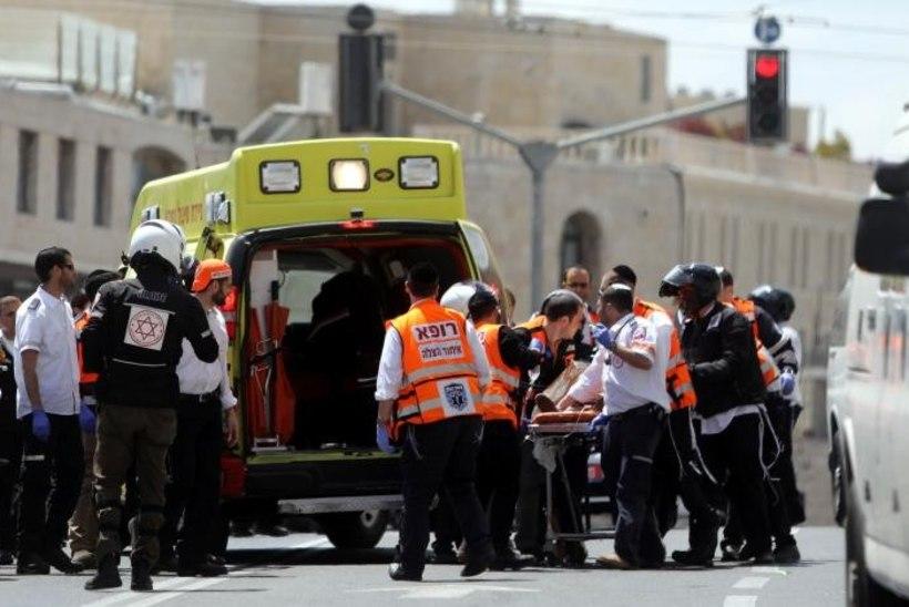 Jeruusalemmas tappis palestiinlasest pussitaja inglise tudengi