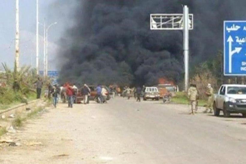 Süüria autopommitaja tappis sadakond inimest