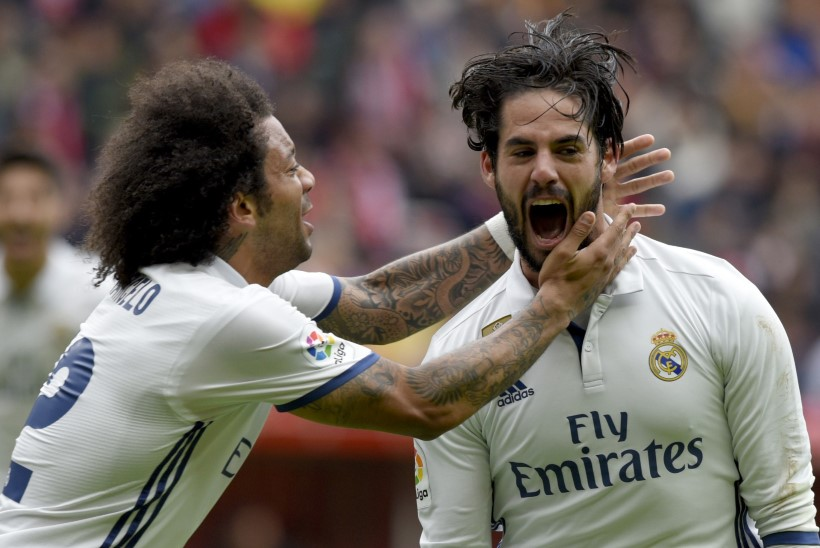 NAPIKAS! Ronaldota mänginud Realile päästis võidu viimase minuti värav