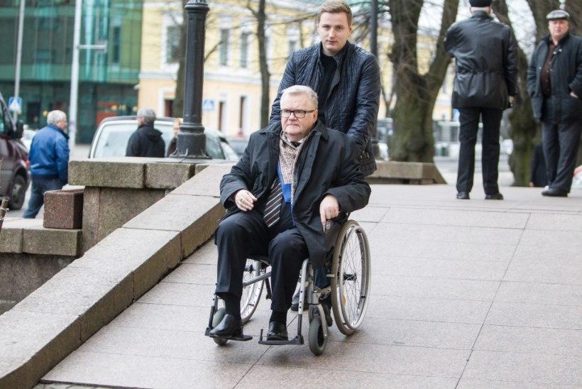Kus on Savisaare tervise viimane piir – enne kohut, kohtus või…