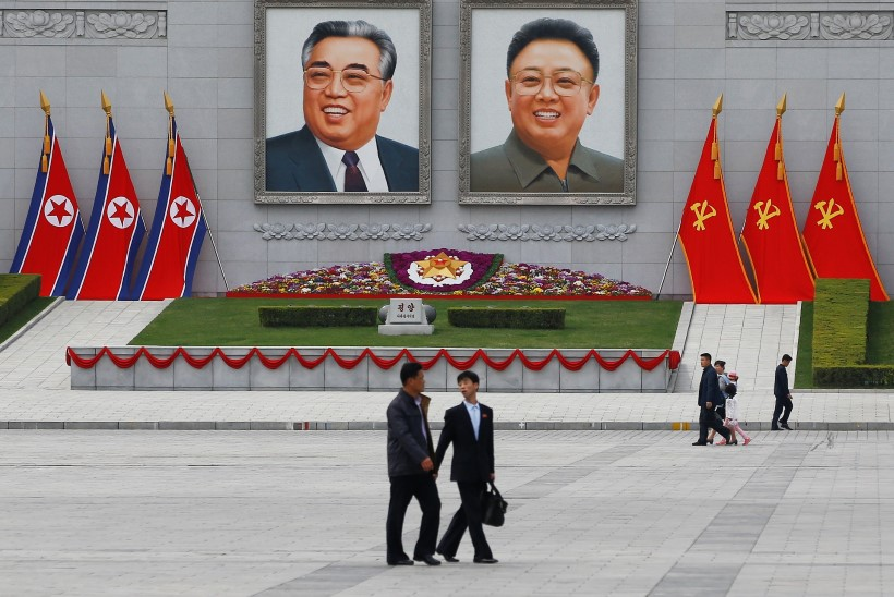 Põhja-Korea raketikatsetus nurjus