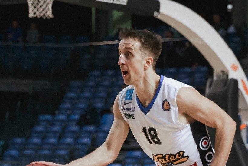 BC Kalev/Cramo hakkas Lokomotiv-Kubanile kõvasti vastu