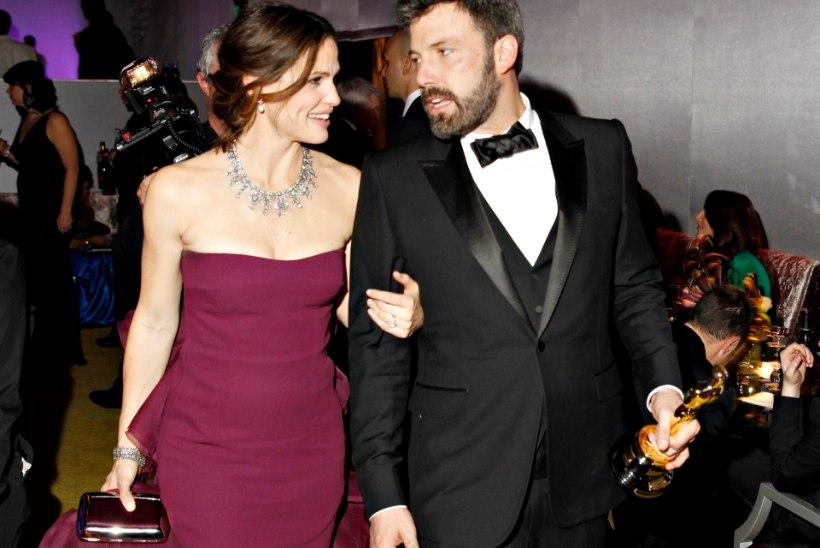 Ben Affleck ja Jennifer Garner andsid viimaks lahutuse sisse
