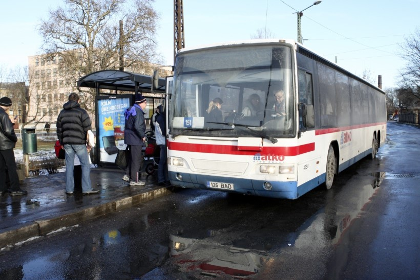 TÖÖANDJA SEADUSERIKKUMINE: ATKO bussijuhtide mure päädib piketiga