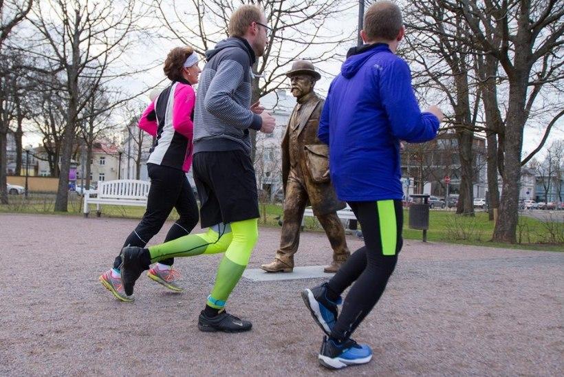 Kolmapäeval startiv LHV tervisejooks ja –kõnd motiveerib regulaarselt liikuma