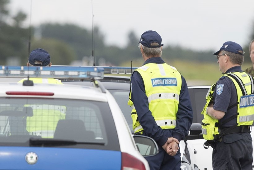 Politseile tegid muret pühade ajal purjutavad lapsed