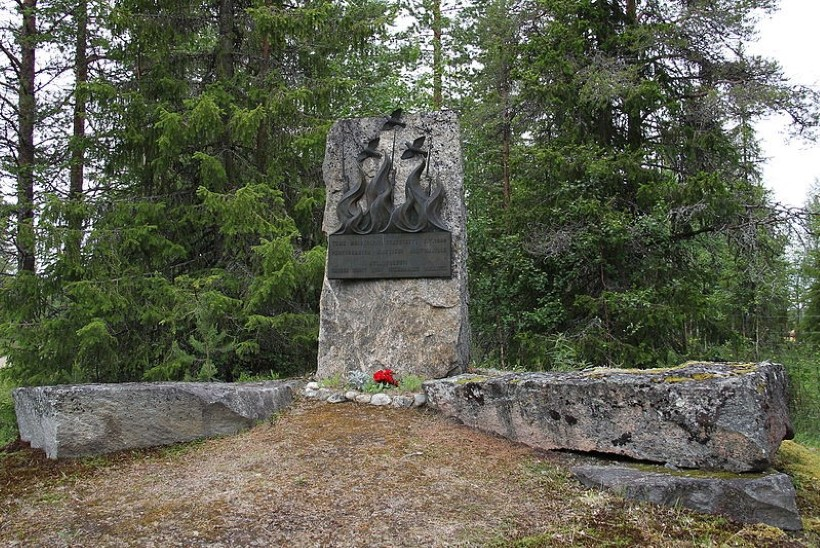 SÕJA JULM NÄGU: punapartisanide metsikused Soome sõja ajal